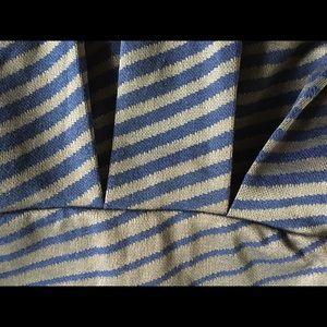 Gray and blue Amelia Dress. Lularoe